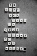 Do What You Feel
